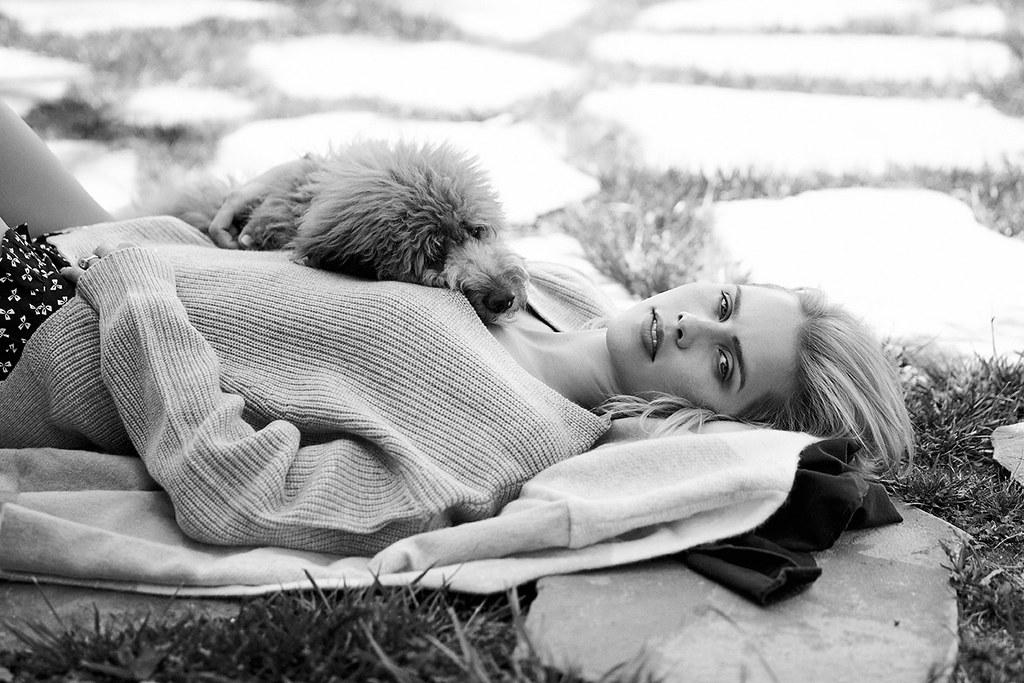 Клэр Холт — Фотосессия для «Oliver Grand» 2016 – 1