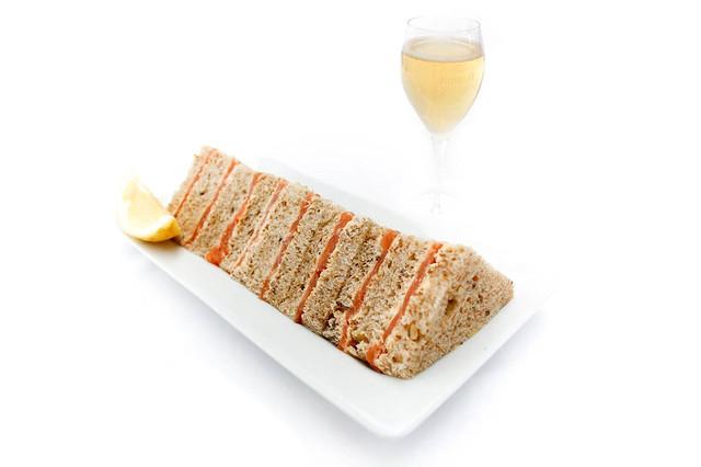 Salmon sandwiches © ROH Restaurants