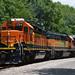 BNSF SD40-2 1754-Y-BIR104 by southernrailway7000