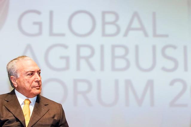 """""""O conjunto de medidas que contribui para os retrocessos nas políticas públicas destinadas ao desenvolvimento agrário e social no campo brasileiro são inúmeras"""" - Créditos: Beto Barata/PR"""