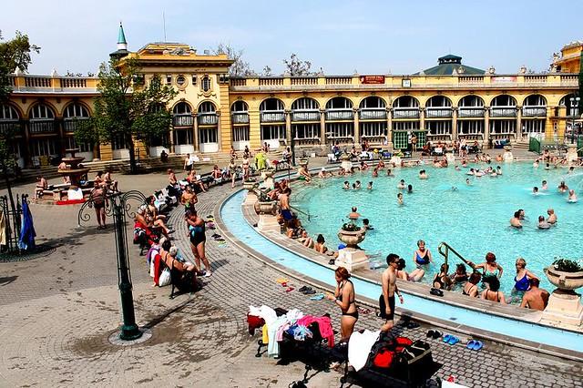 Mejores baños de Budapest