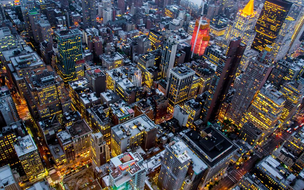 Elevation Map Of New York USA MAPLOGS - New york city elevation map