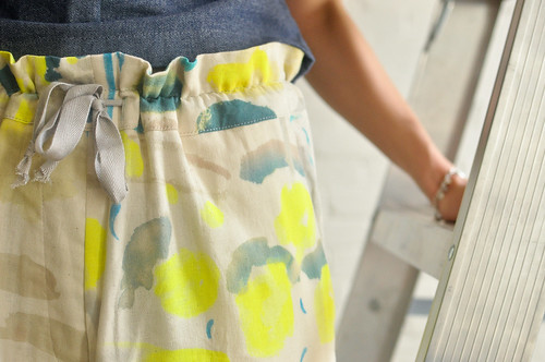 101 Trouser : Nani IRO
