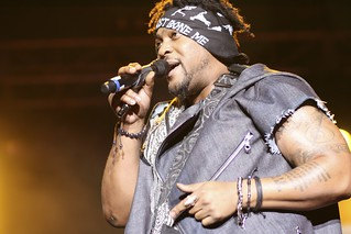 D'Angelo at Soulfest Melbourne 2014
