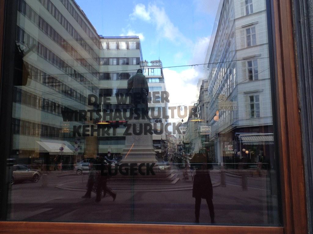 Die Wiener Wirtshauskultur kehrt zurück im Lugeck der Familie Figlmüller © diekremserin