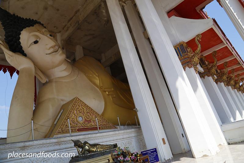 wat hat yai nai buddha