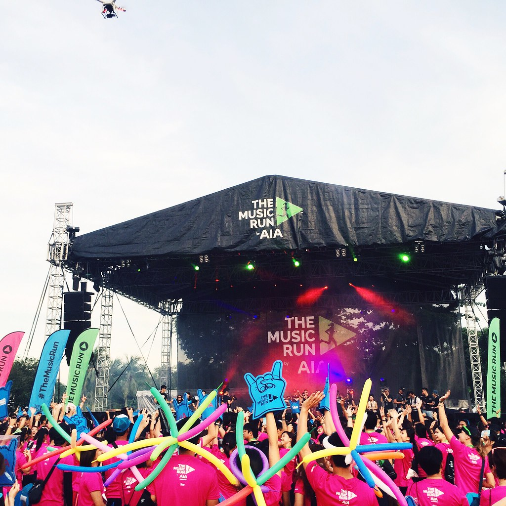The Music Run SG 2015