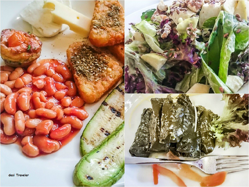 Jordanian cuisine Wine leaf, zucchini, salads Yalanji Dolma or Warak Enab