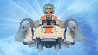LEGO MICROFIGHTERS : Battle of Hoth ! (8/15)