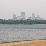 Lake Calhoun Thomas Beach