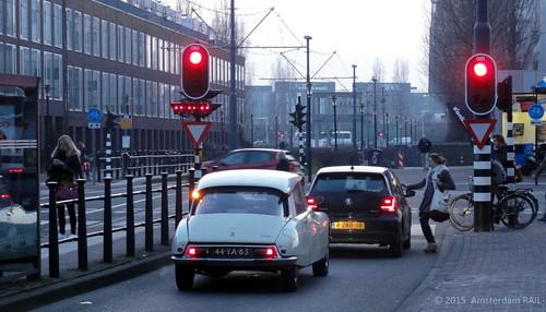 Amsterdam: Spitsuur / Rush hour