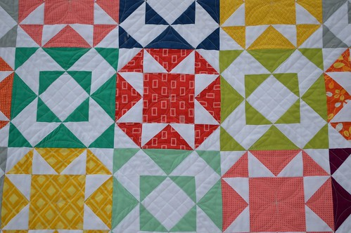 Endless Summer - Quilting