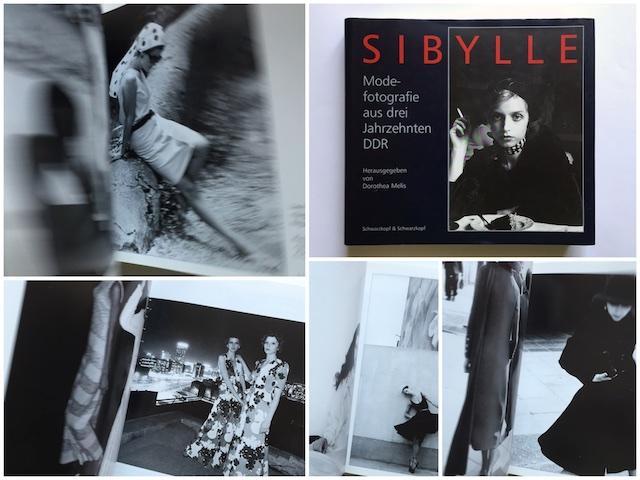 Buch: Sibylle - Modefotografie aus drei Jahrzehnten DDR