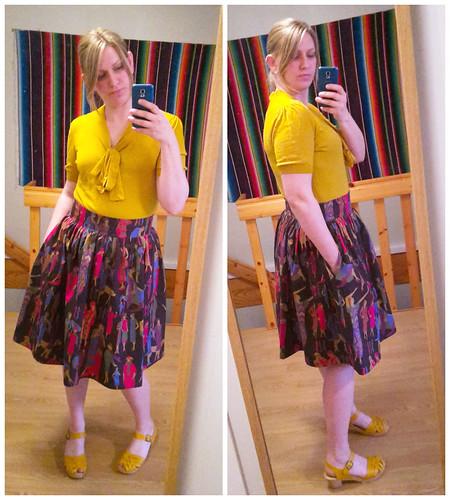 Spring For Cotton - Clemence Skirt