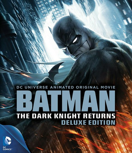 Batman The Dark Knight Returns (2013 DELUXE EDITION)
