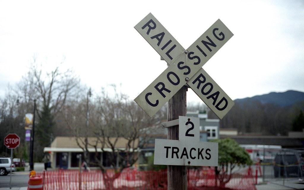 Rail-Crossing-Road, Snoqualmie.
