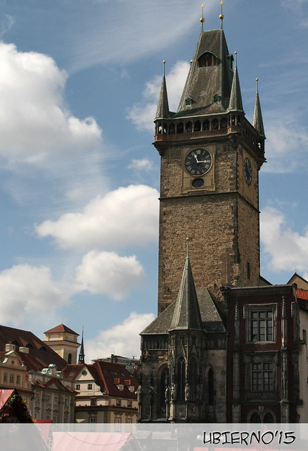Old City Hall tower