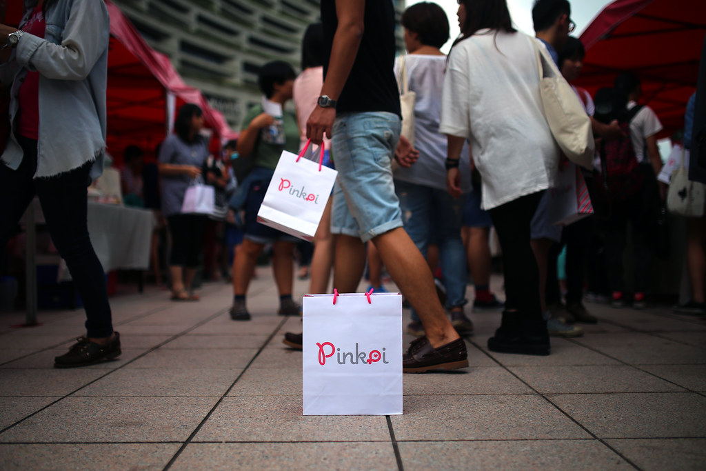 IMG_7709 Pinkoi X 好藝市 市集 Pinkoi X 好藝市 市集 Photo by Toomore