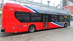 WMATA Metrobus 2016 New Flyer Xcelsior XDE40 #7356
