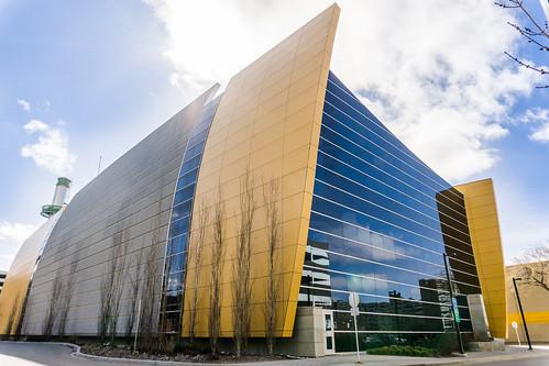 University of Alberta Cooling Plant
