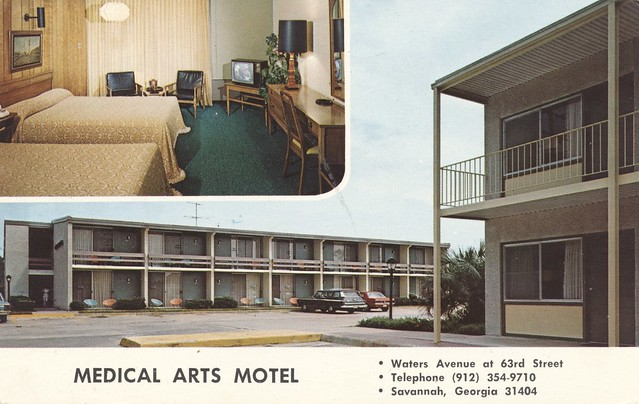 Medical Arts Motel - Savannah, Georgia
