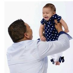 Daddy's little Girl,                Ismael & Genesis  @shootandshare @meliii_oliva @childportraits