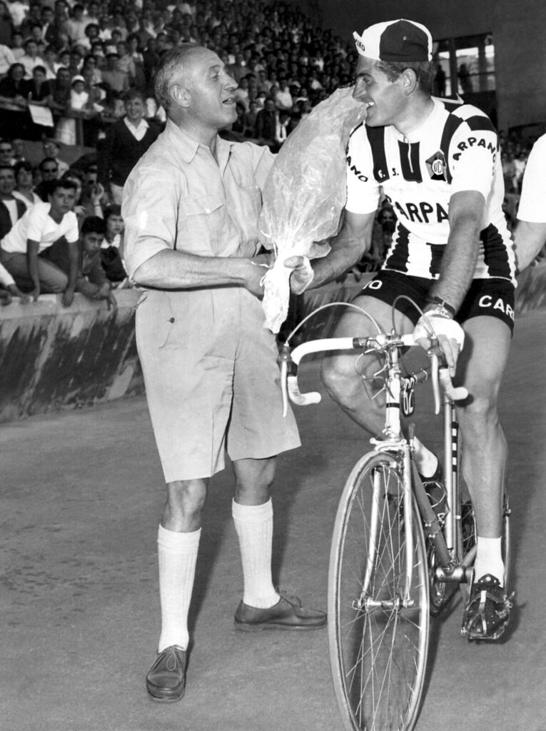 Tour De France 1962 La Rochelle - Bordeaux (Jaques Godet)