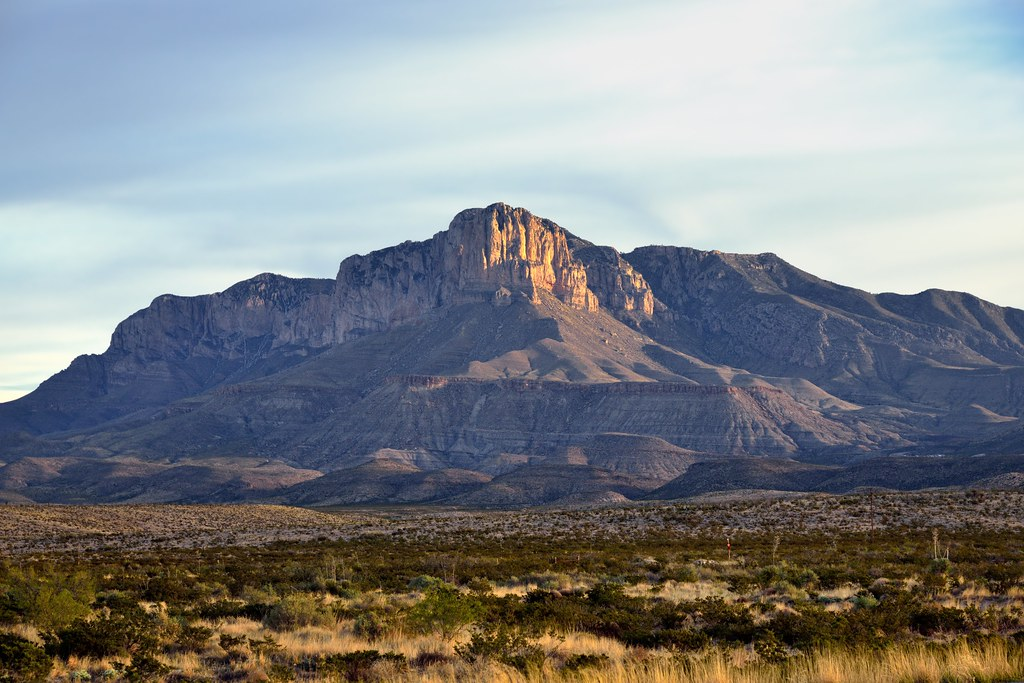 El Capitan and Guadalupe Mountains National Park