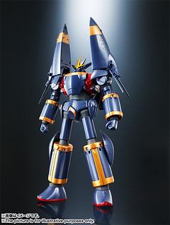 超合金魂 GX-34R 鋼巴斯達「巴斯達合金塗裝版本」!