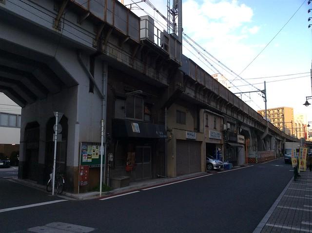 浅草橋駅高架下建築 (9)