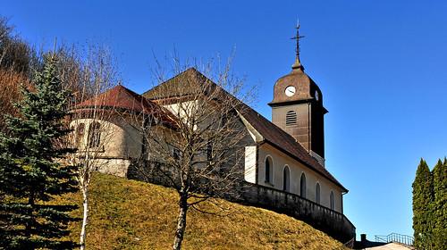 Eglise de Bians les Usiers