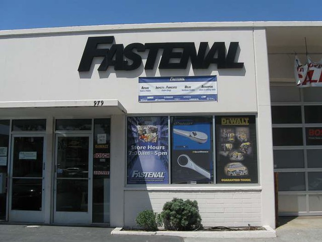 Fastenal reported an 8.8% jump in first quarter sales to US$953.3 million