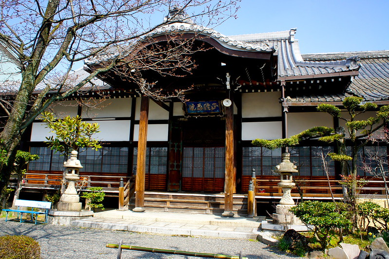 客殿/妙傳寺(Myoden-ji Temple / Kyoto City) 2015/03/17 04809