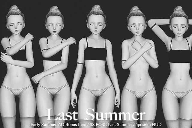 SS pose Last Summer