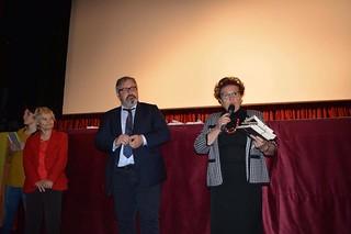 a.s. 2014 2015 Evento 70° anniversario Liberazione  Teatro Astra