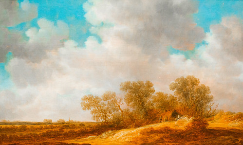 usa clouds painting colorado unitedstates denverartmuseum unitedstatesofamerica denver musuem dunelandscape fav10 gcollection janvangoyen