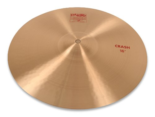 platos paiste 2002 crash