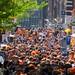 Wave of orange by B℮n