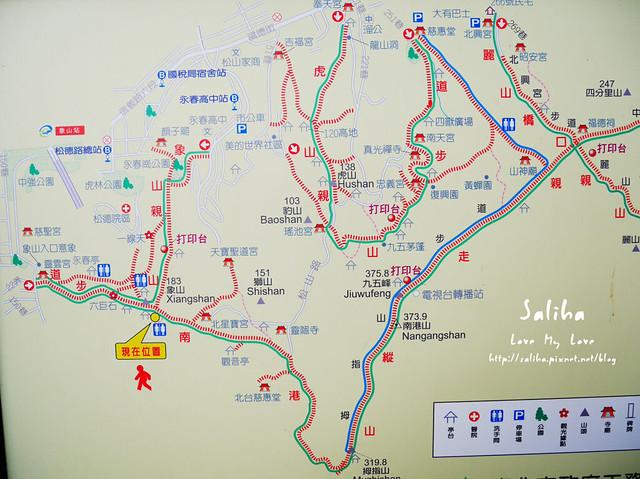 台北登山爬山象山步道 (29)