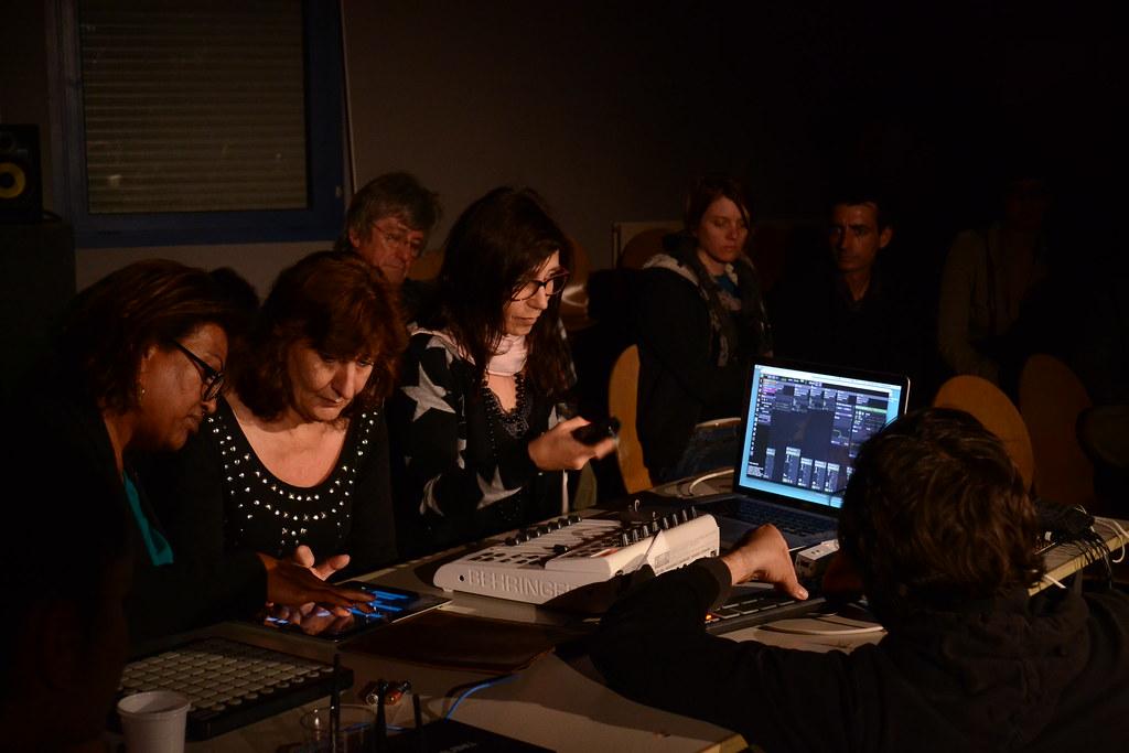 2015 - Lutheries Electroniques - Un concert Partagé