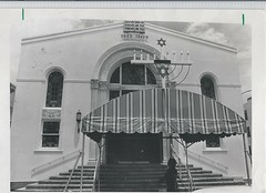 1174094781  U. S. Miami Beach Florida Jewish Synagogue