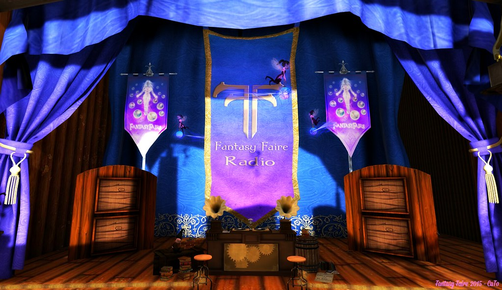 Fantasy Faire 2015 - Thank you for the music - A blogpost