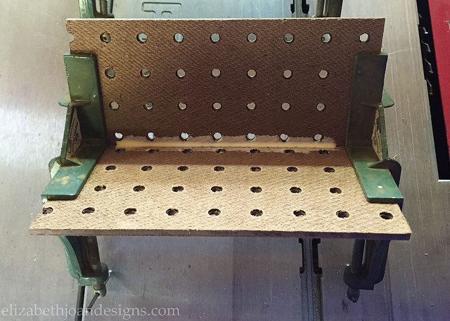 Pegboard Clamps