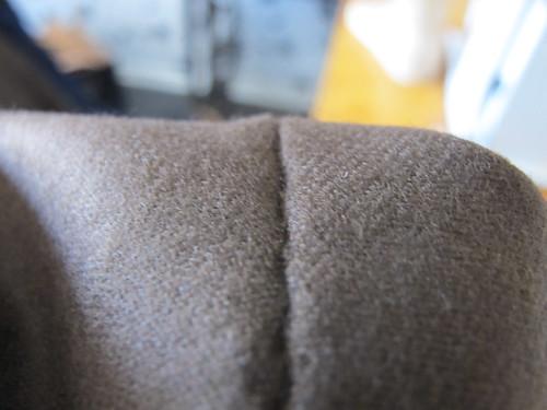 Pressing wool - 12
