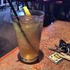 "My ""tumescent"" Skinny Long Island Ice Tea (they used fresca) #breakfast #daydrinking"