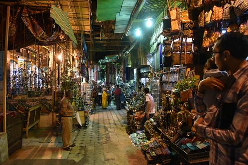 Cairo Souq.  Egypt