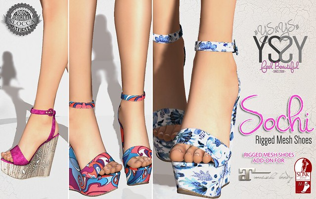 *YS&YS* for ShinyShabby