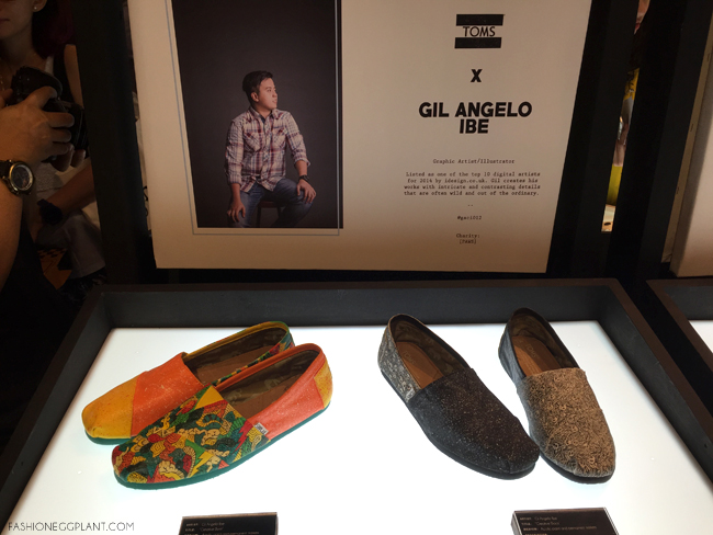 GIL ANGELO X TOMS