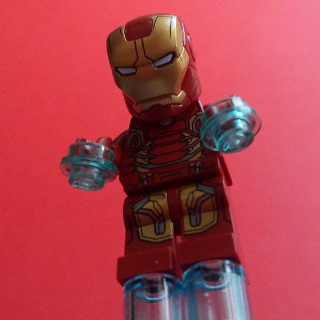 Iron Man M43
