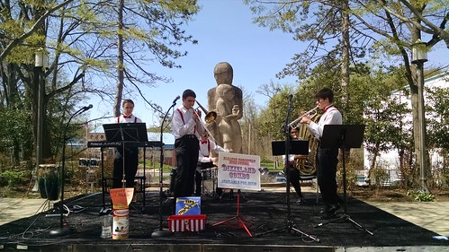 Live Performance at the Greenbelt Mini Maker Faire